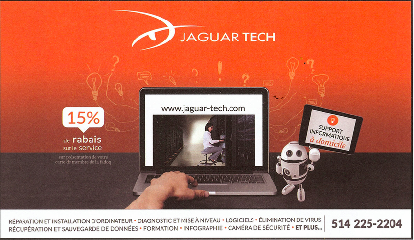 Jaguar Tech